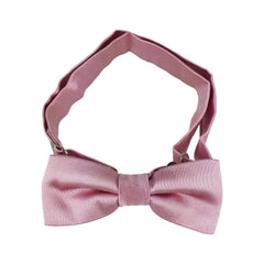 Champagne Pink Kids Bow Tie