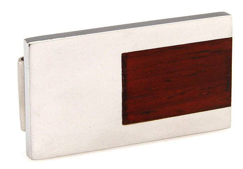 Redwood Detail Money Clip