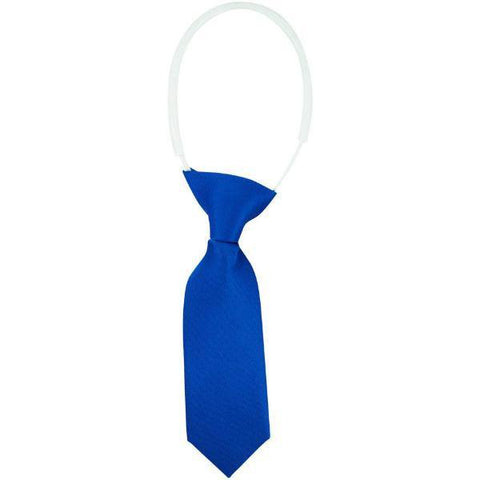 Electric Blue Baby Necktie