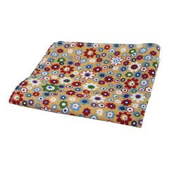 Multicolour Floral Pocket Square