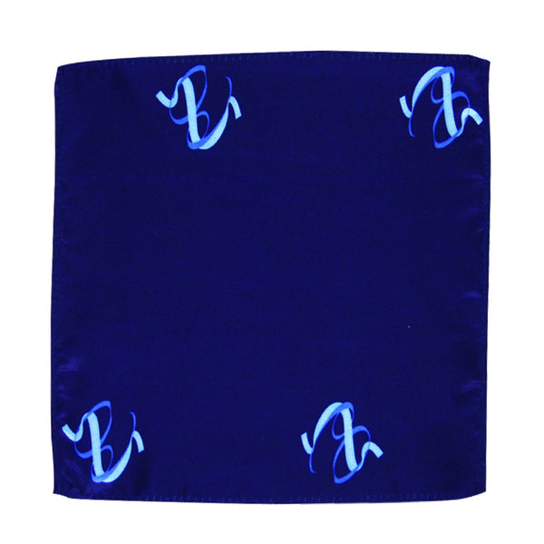 Custom Made Polyester Satin Pocket Square