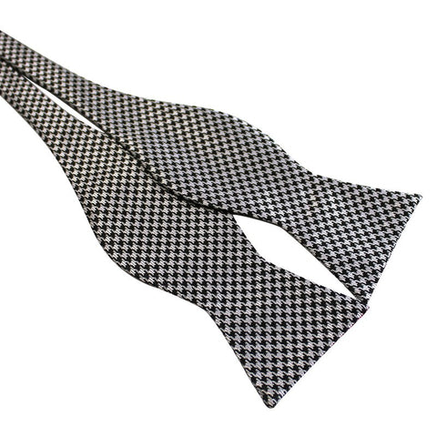 Tie Your Own Bow Tie - Houndstooth