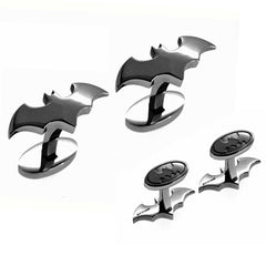 Batman Gunmetal Cufflinks