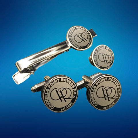 Custom Made Bulk Cufflinks, Tiebar, Lapel Pin Set