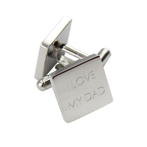 'I Love My Dad' TNC Cufflinks