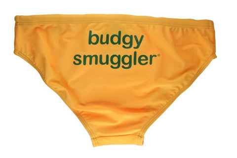 Budgy Smuggler -Yellow