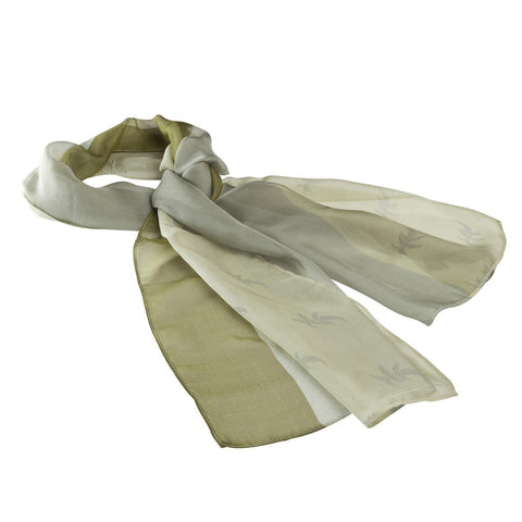 Custom Made Polyester Chiffon Scarf - Digital Express