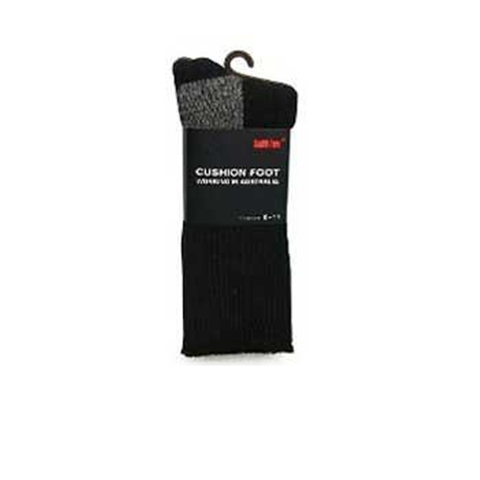 Black Work Wear Socks