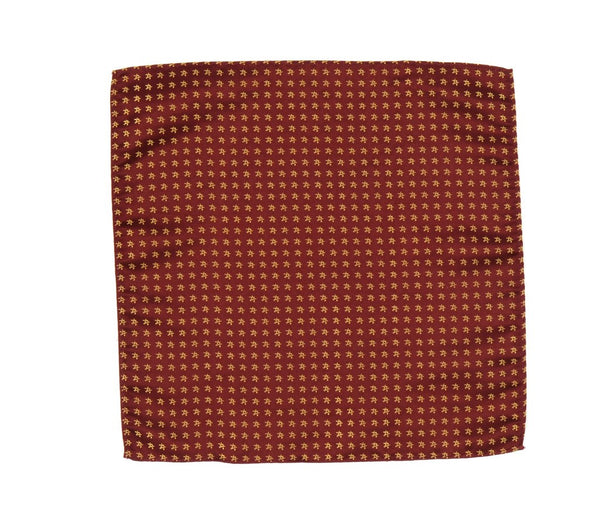 Polyester Woven Pocket Square