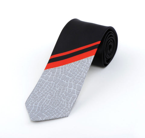 Custom Made Polyester Printed Tie