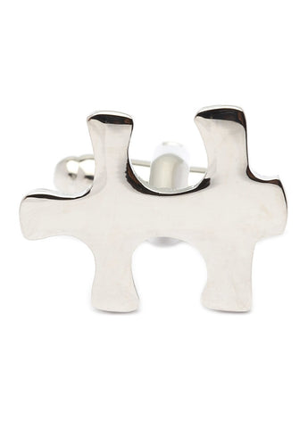 Jigsaw Piece Cufflinks