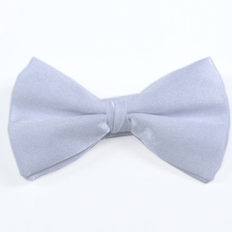 Bright White Bow Tie