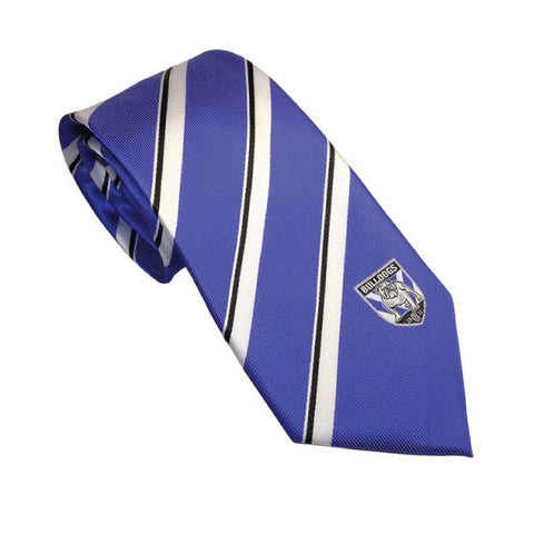 NRL Canterbury Bulldogs Supporter Tie