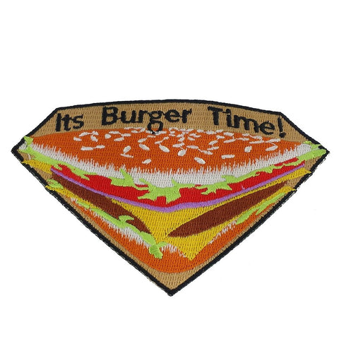 Personalised Embroidered Patch 7cm