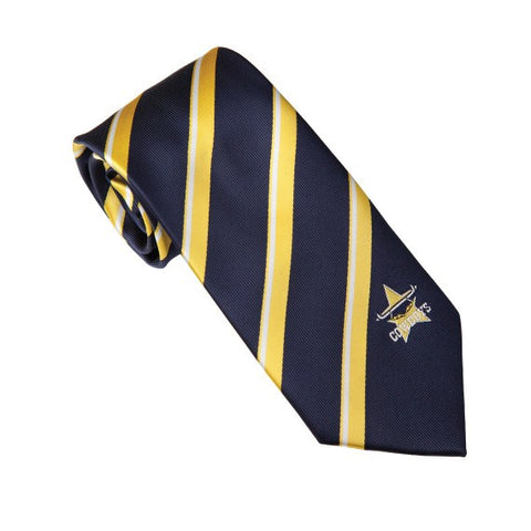 NRL North Queensland Cowboys Supporter Tie