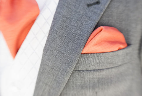 Use Your Own Material Pocket Squares