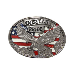 Amerian Pride Belt Buckle