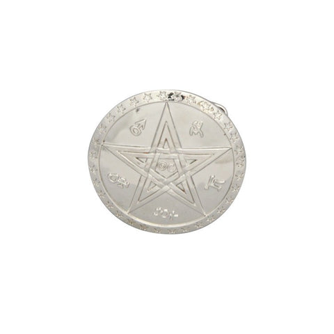 Round Star Belt Buckle
