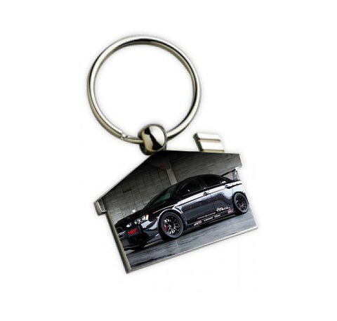 House Printed Keyrings