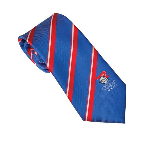 NRL Newcastle Knights Supporter Tie