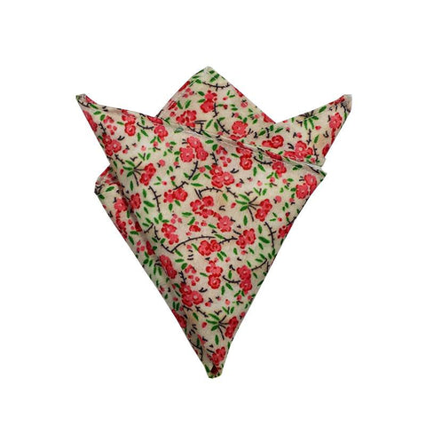 Liberty Steph Pocket Square