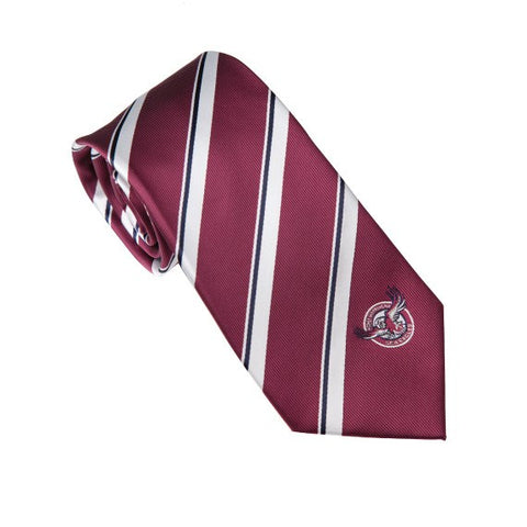 NRL Manly Sea Eagles Supporter Tie