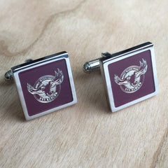NRL Manly-Warringah Sea Eagles Cufflinks