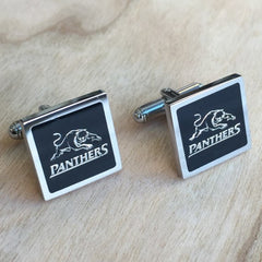 NRL Penrith Panthers Cufflinks
