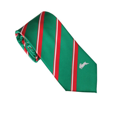 NRL South Sydney Rabbitohs Supporter Tie