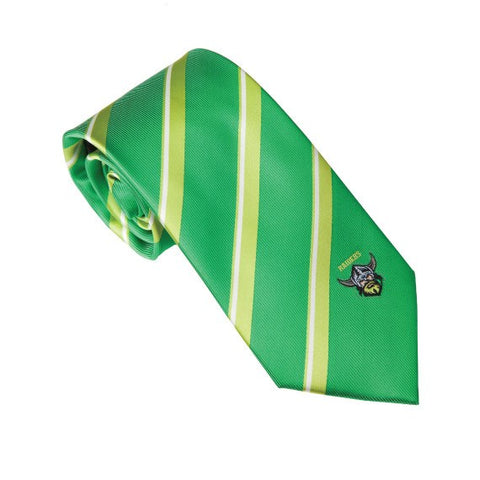 NRL Canberra Raiders Supporter Tie