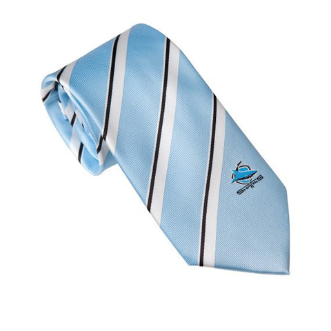 NRL Cronulla Sharks Supporter Tie