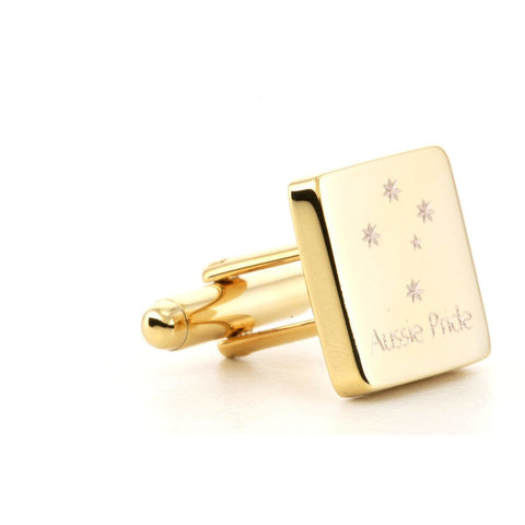 TNC Southern Cross Cufflinks Gold