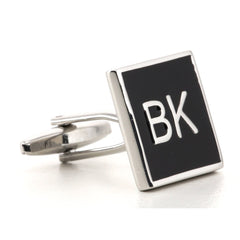 Custom Made Letter Cufflinks