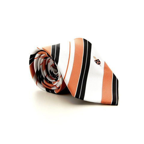 Ties in 24 hours - Orange