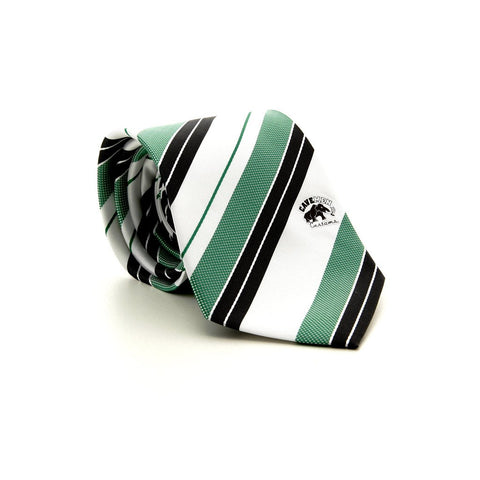Ties in 24 hours - Green Tie