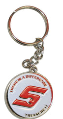 Custom Made Enamel Keyring