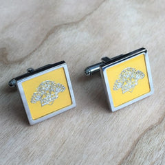 NRL Wests Tigers Cufflinks