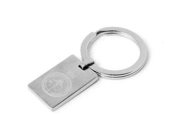 Custom Made Laser Engraved Keyrings