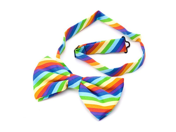 Polyester Printed Bow ties