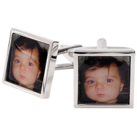 Photograph Cufflinks - OUT OF STOCK DISPATCH 28th AUGUST