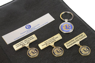 Badges and Plaques