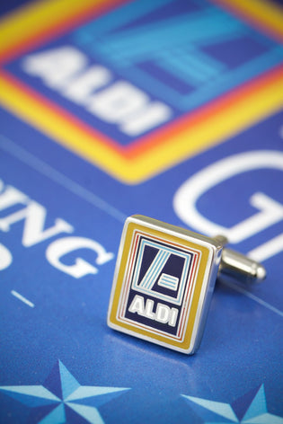 Custom ALDI Cufflinks