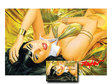 VAMPIRELLA #1 MIKE MAYHEW STUDIO VARIANT COVER EXCLUSIVE OPTIONS