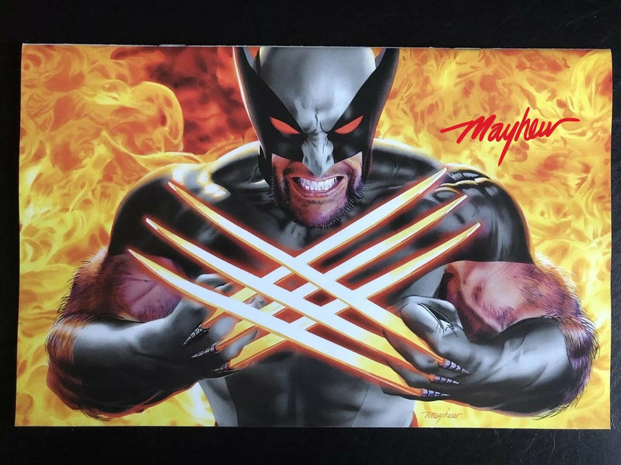 RETURN OF WOLVERINE KRS COMICS