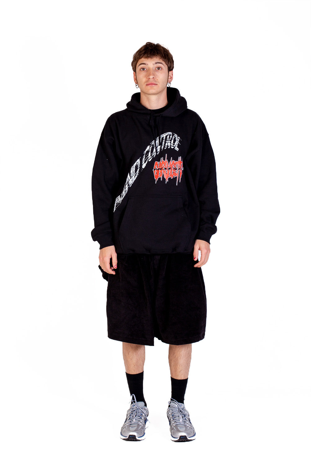 KNOW ONESELF - HOODIE - BLACK