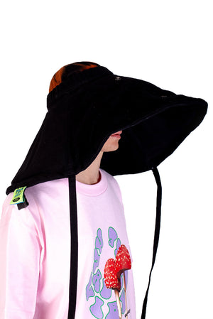 MUSCARIA - HAT - BLACK