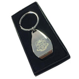 Crested Bottle Opener Keyring