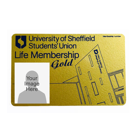 Sheffield Students' Union Life Membership
