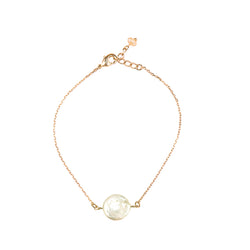 Single Freshwater Pearl Bracelet