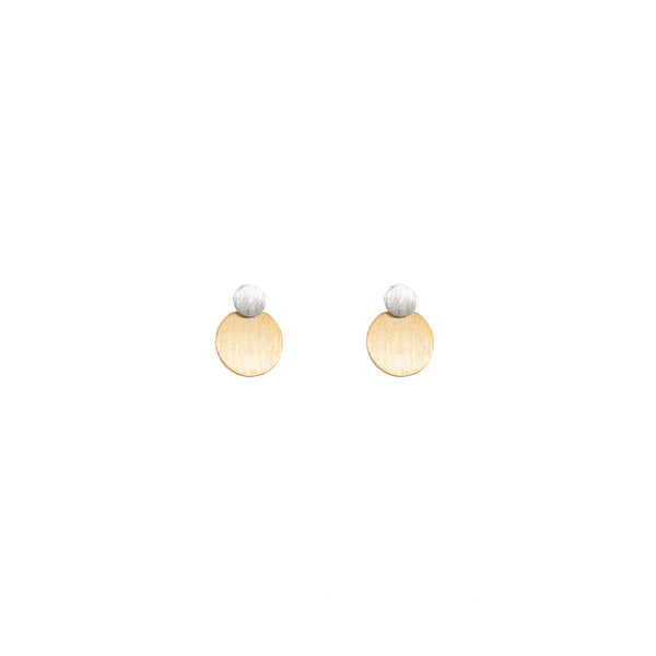 Small Discs Earrings